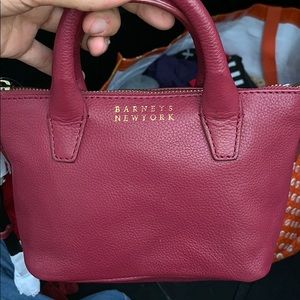 Barney's New York small purse